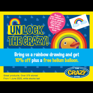 Unlock the Crazy with The Crazy Store